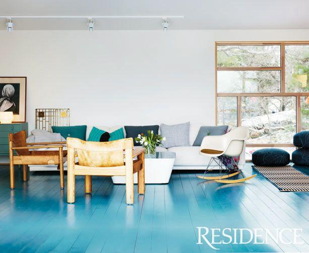 Interiores coloridos