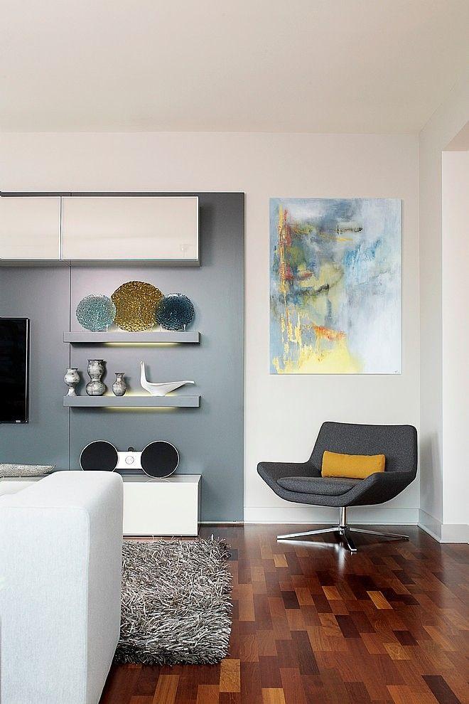 Apartamentos modernos