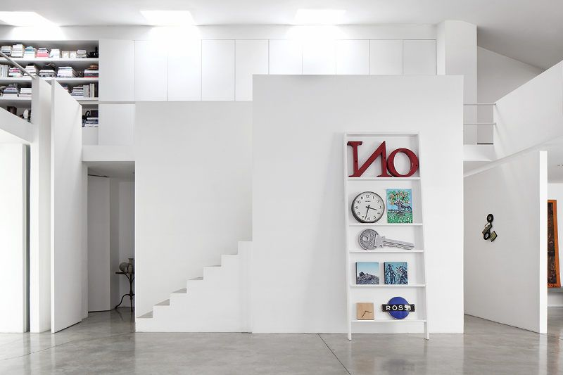 Interiores modernos y minimalistas