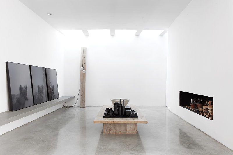 Galería minimalista