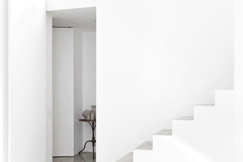 Decoración moderna y minimalista