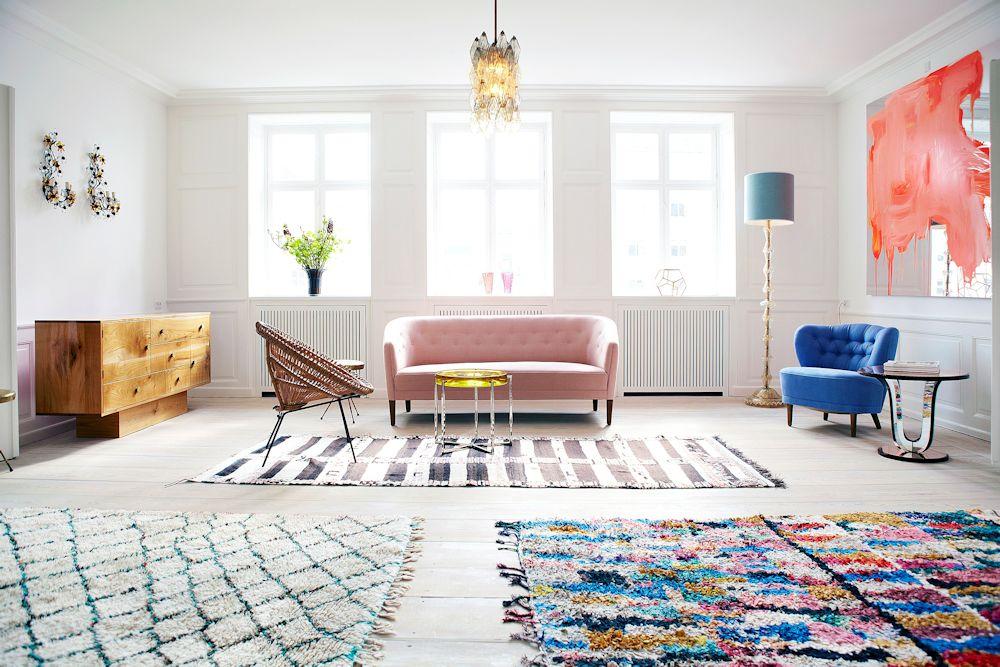Diseño de interiores de apartamentos