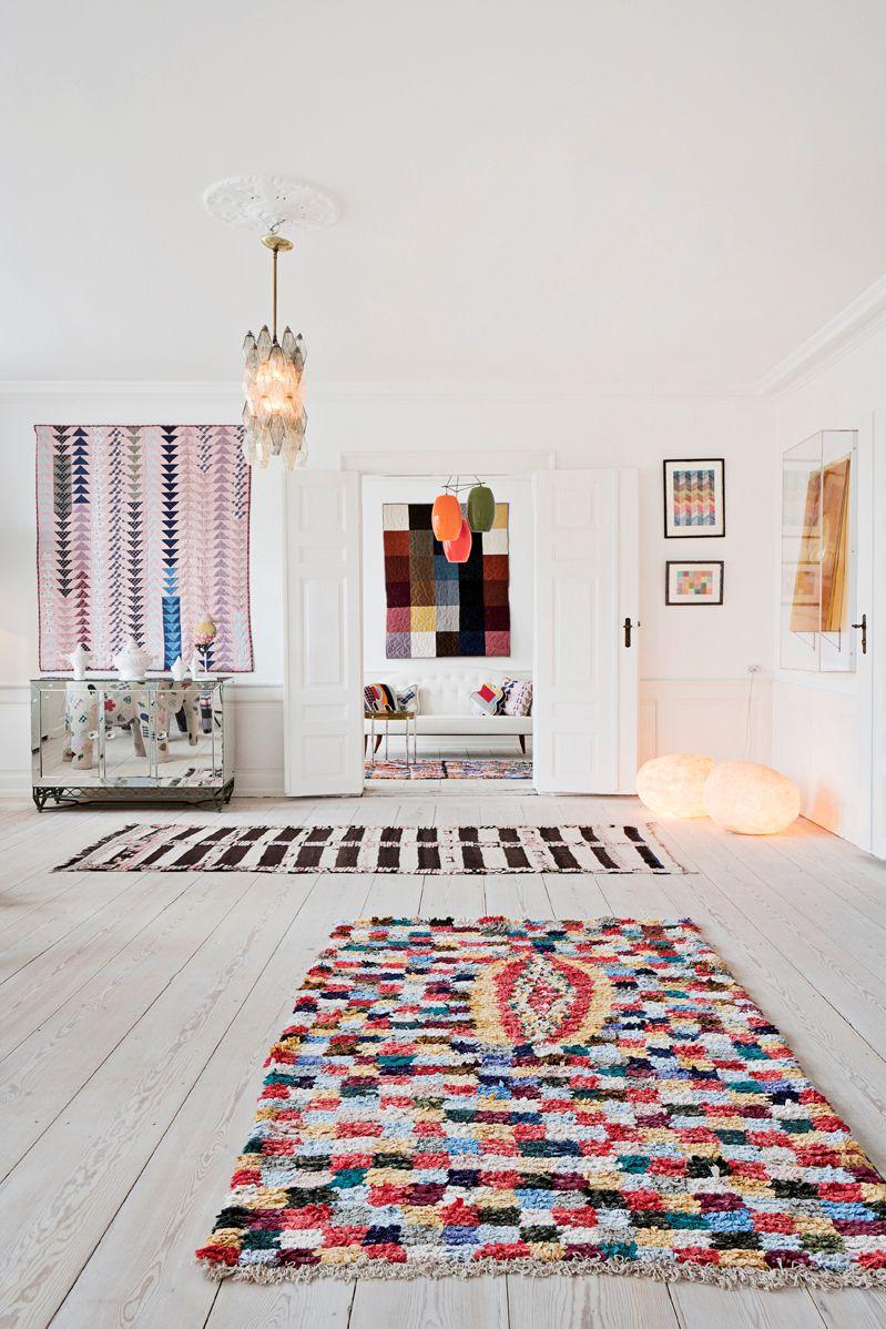 Diseño de interiores de apartamentos 12