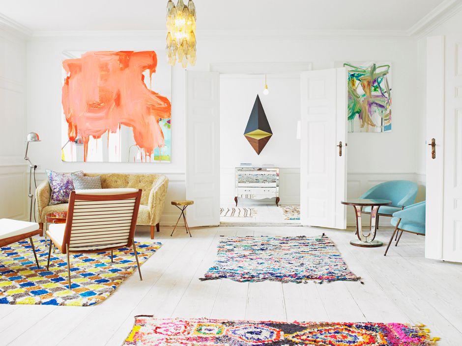 Diseño de interiores de apartamentos 2