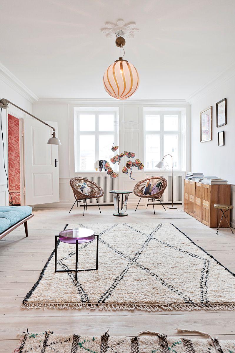 Diseño de interiores de apartamentos 6