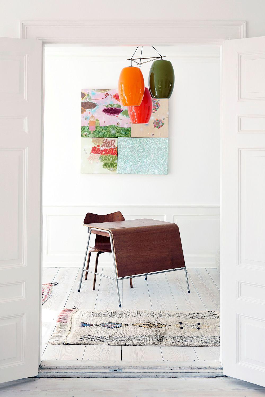 Diseño de interiores de apartamentos 7