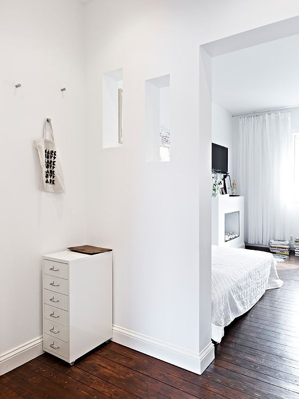 Departamentos pequeños: Mini departamento de diseño escandinavo 11
