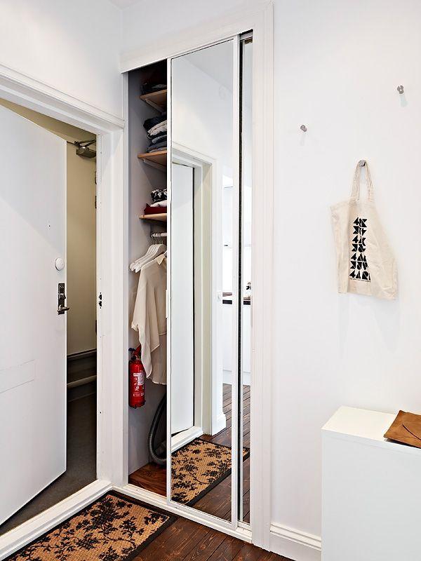 Departamentos pequeños: Mini departamento de diseño escandinavo 20
