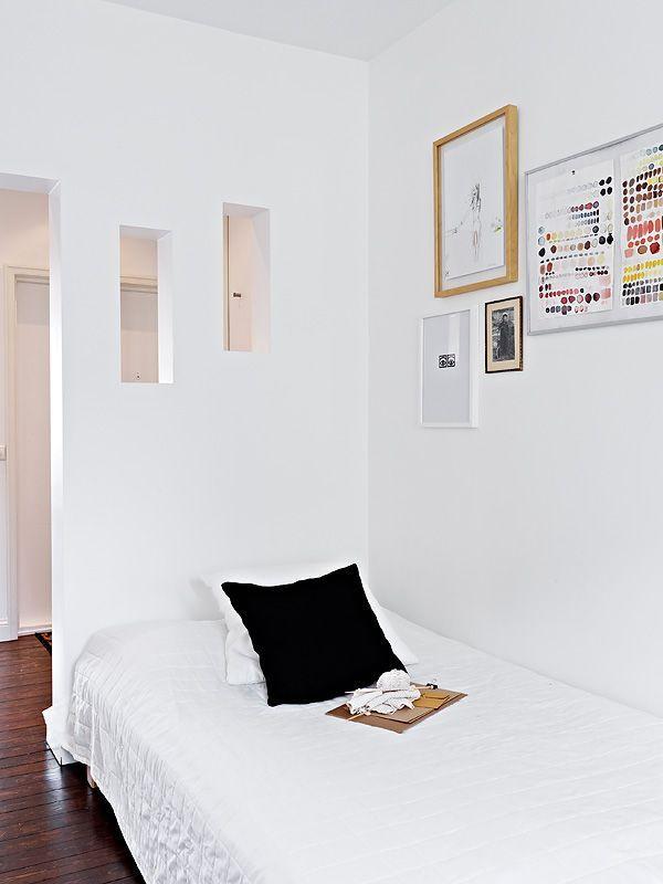 Departamentos pequeños: Mini departamento de diseño escandinavo 6