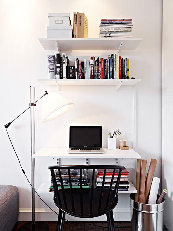 Departamentos pequeños: Mini departamento de diseño escandinavo 7