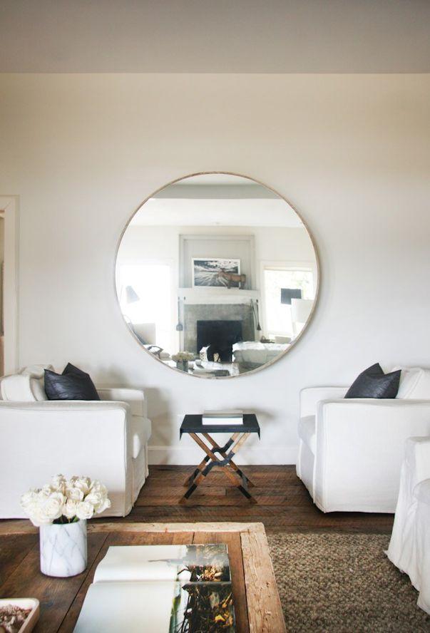 Interiores de casas: decoración con muebles rústicos 4