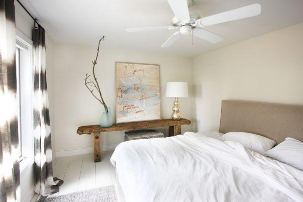 Interiores de casas: decoración con muebles rústicos 8