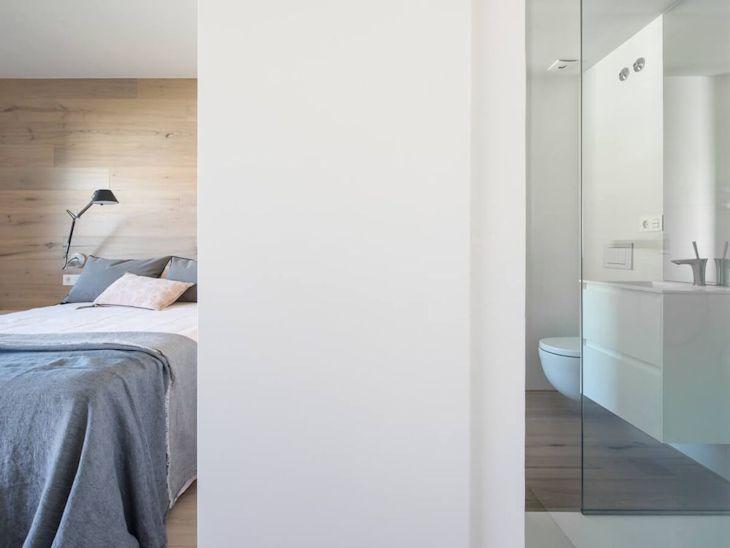 Decoración de interiores de casas contemporáneas 12
