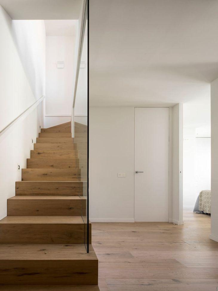 Decoración de interiores de casas contemporáneas 13