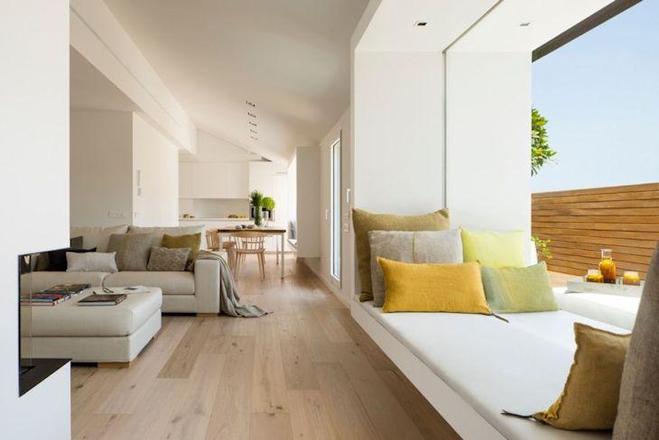 Decoración de interiores de casas contemporáneas 4