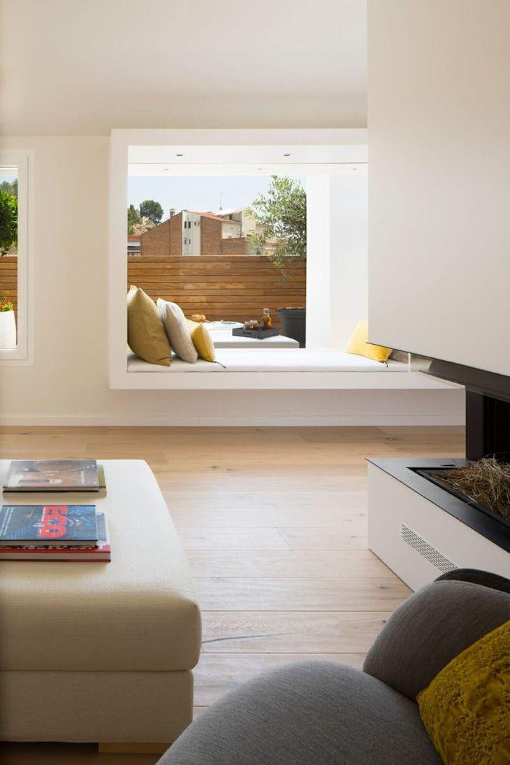 Decoración de interiores de casas contemporáneas 5