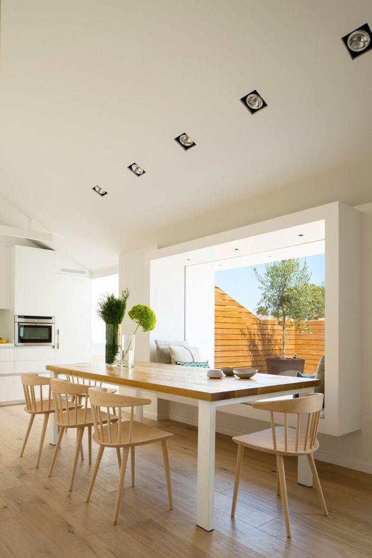 Decoración de interiores de casas contemporáneas 6