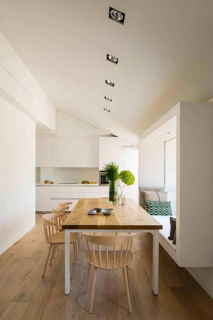 Decoración de interiores de casas contemporáneas 8