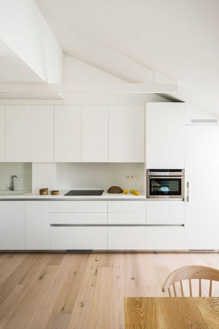 Decoración de interiores de casas contemporáneas 9