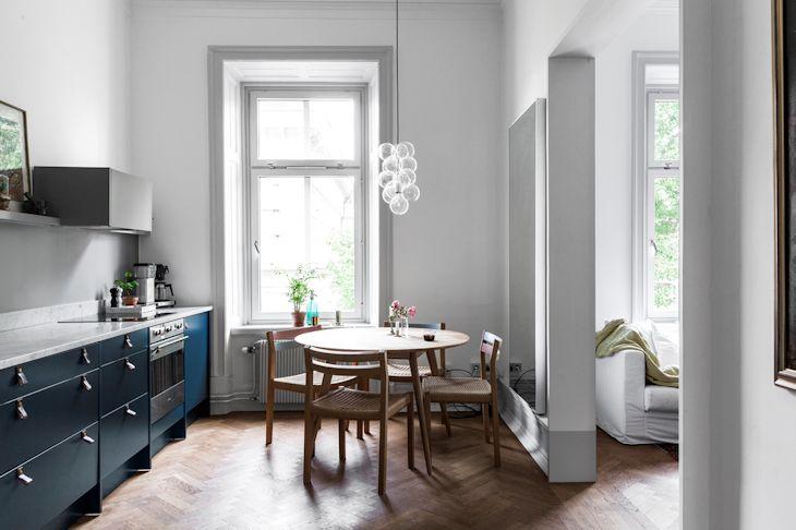 Decoración de departamentos estilo escandinavo 2