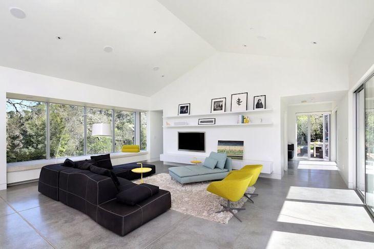 Interiores de casas modernas 1