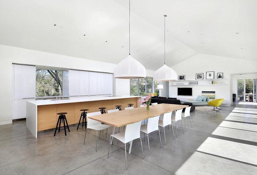 Decoraci n de interiores modernos depto9 - Interiores modernos de casas ...
