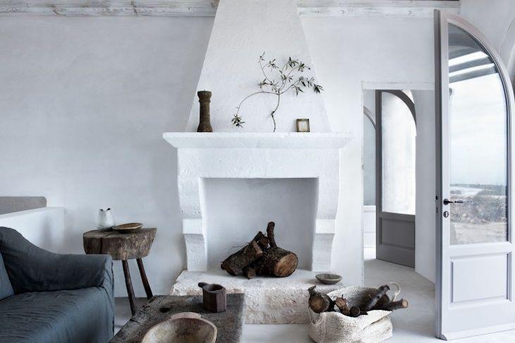 Interiores de casas rústicas 2