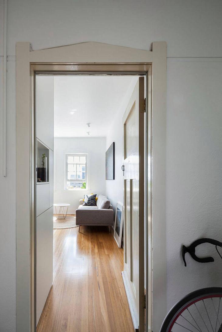 Interiores de un departamento pequeño de 27 metros² con mucho diseño 11