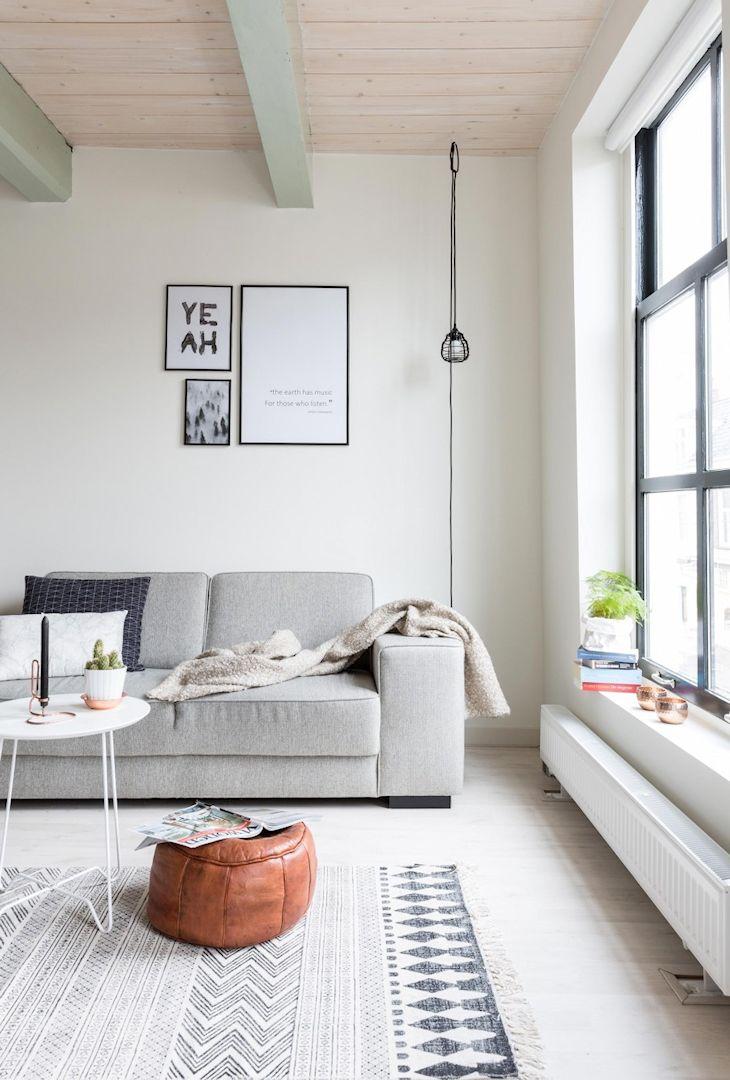 Decoración de casas: la simpleza de lo escandinavo 1