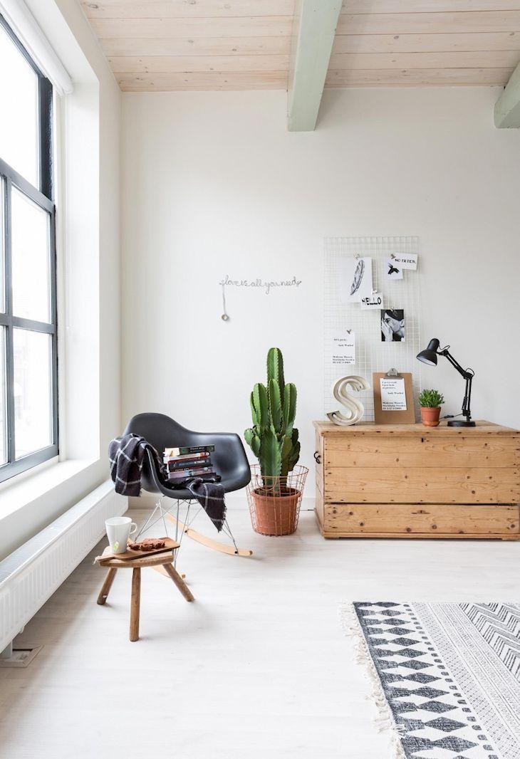 Decoración de casas: la simpleza de lo escandinavo