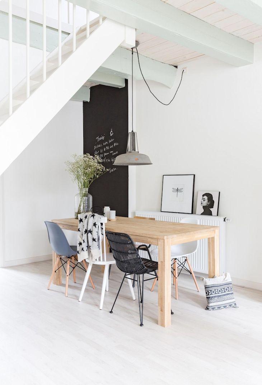 Decoración de casas: la simpleza de lo escandinavo 5
