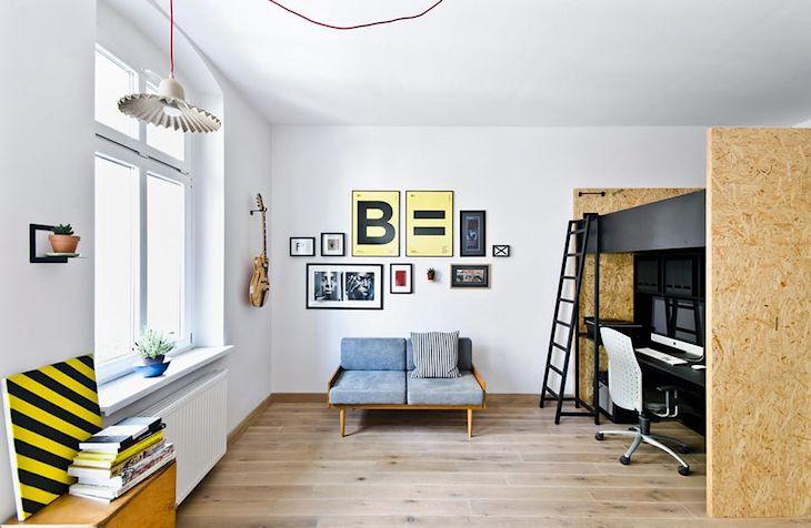 Departamentos pequeños: exprime los pocos metros con un mueble multifunción