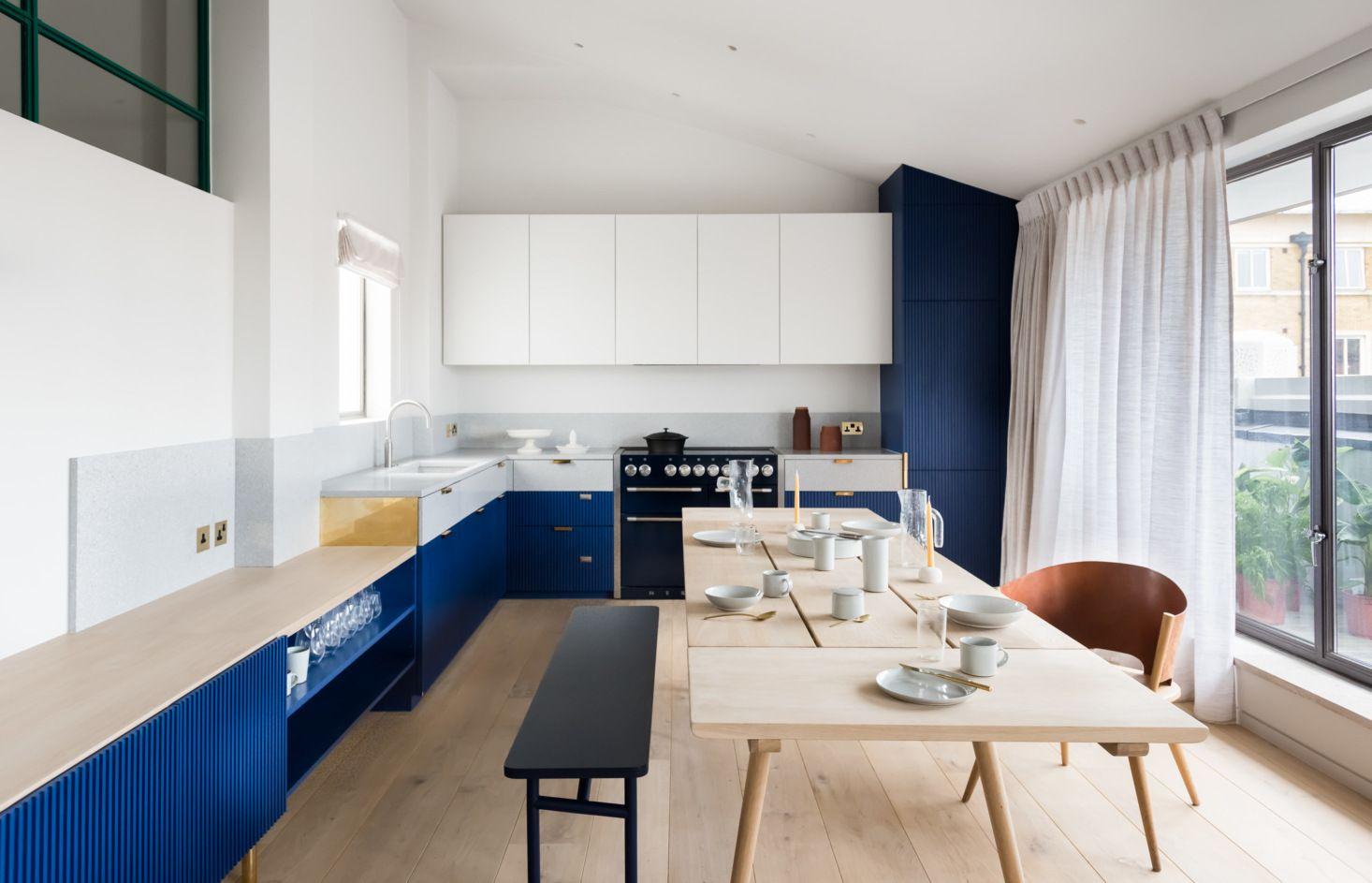 Dise o de interiores de departamentos minimalistas y for Diseno interior departamento