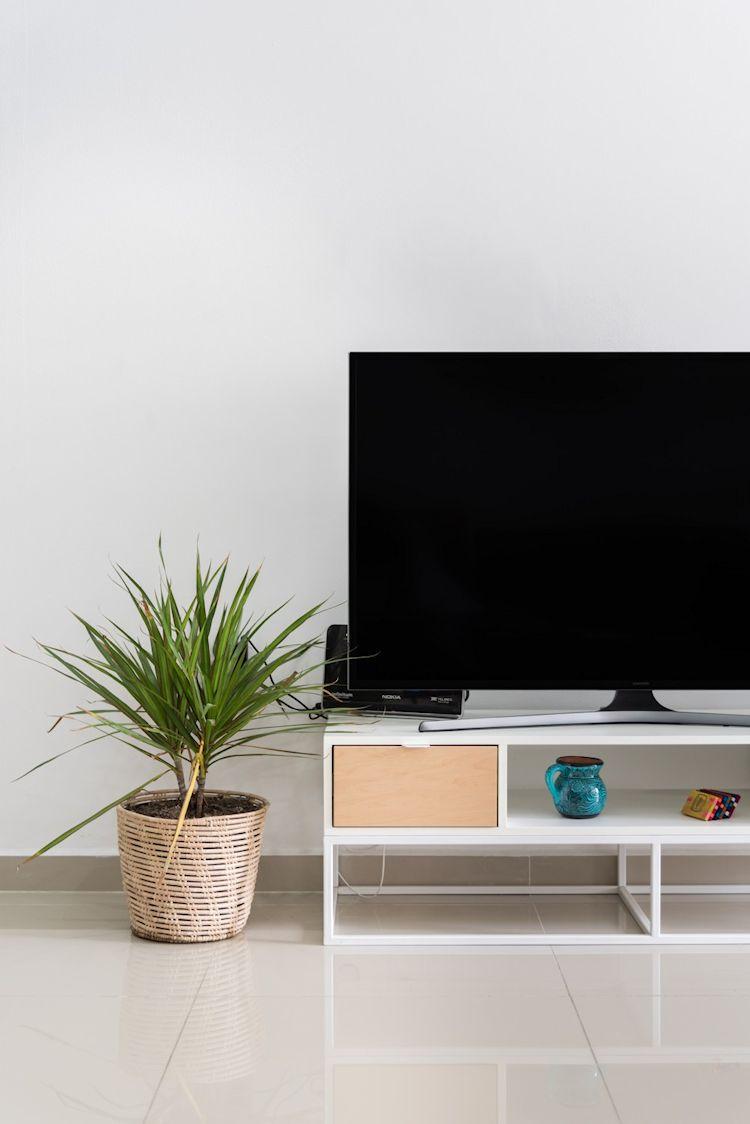 Mueble de TV de diseño contemporáneo