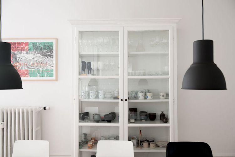 Interiores de departamentos: hogar con diseño moderno escandinavo 12