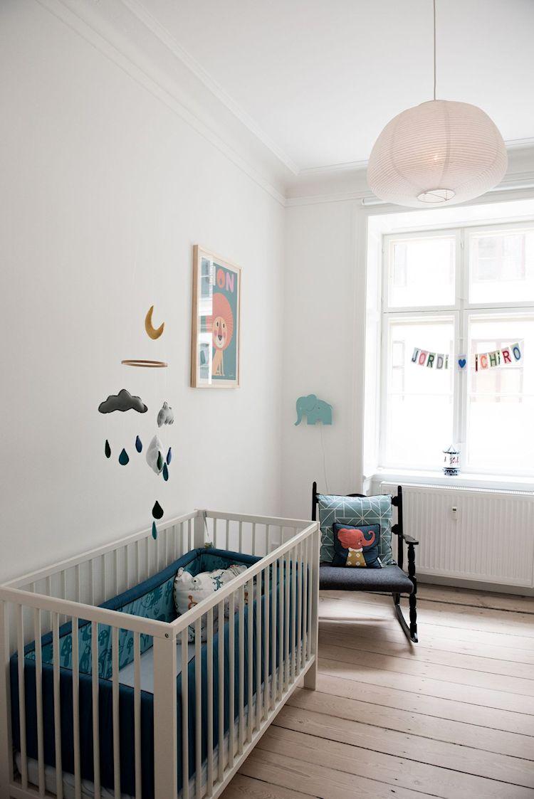 Interiores de departamentos: hogar con diseño moderno escandinavo 17