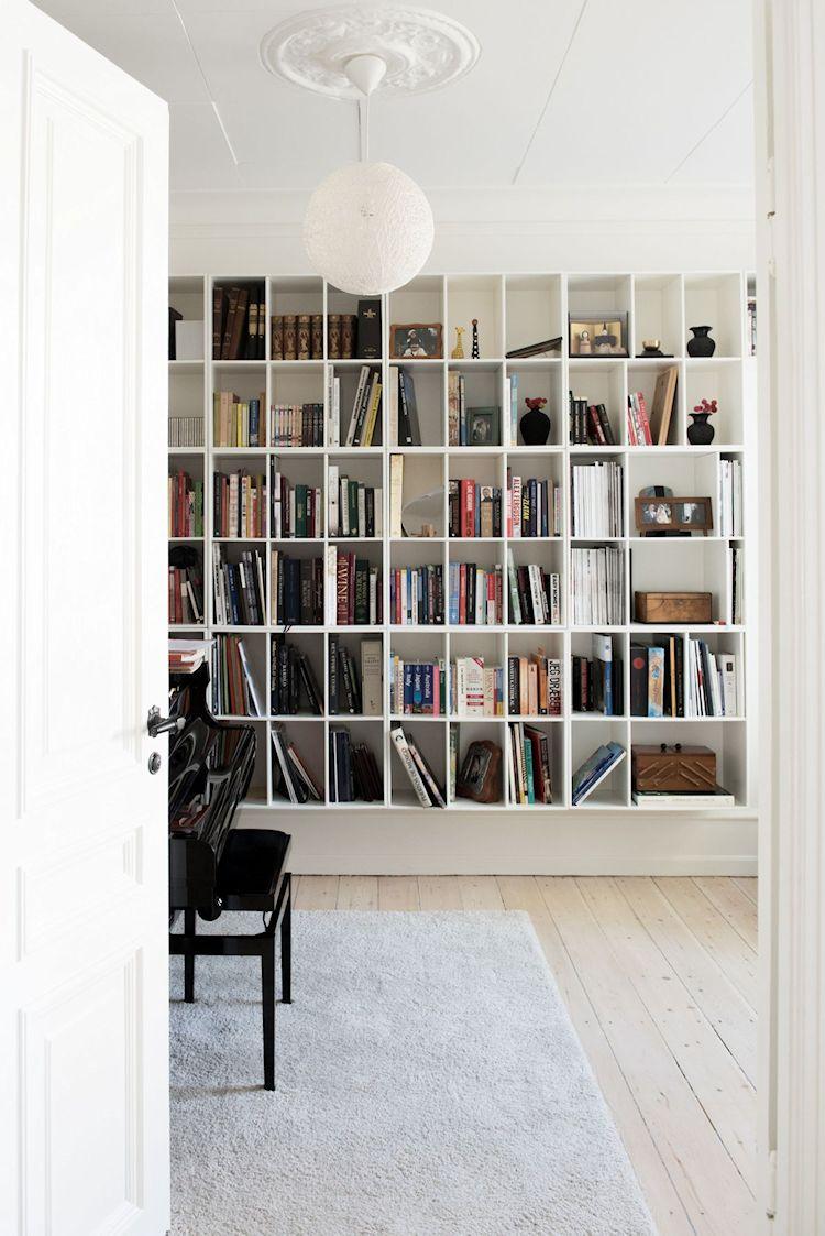 Interiores de departamentos: hogar con diseño moderno escandinavo 4