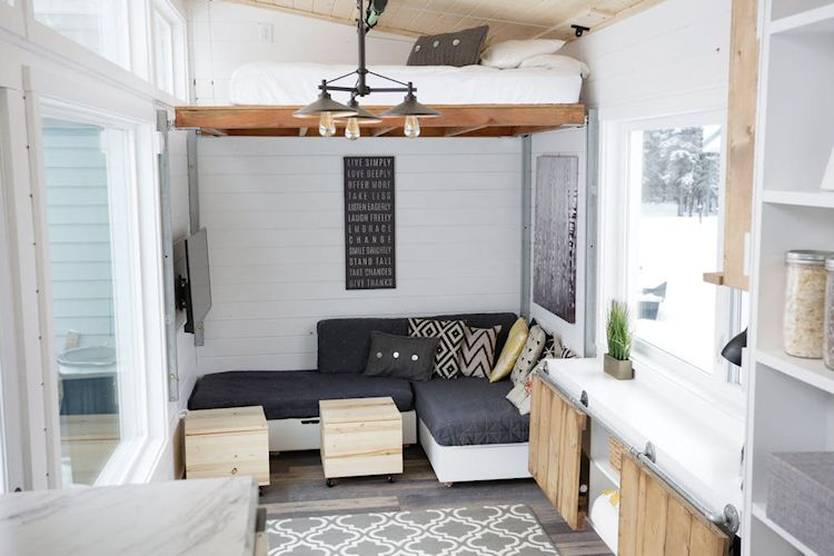 Ideas para armar la recámara en espacios pequeños