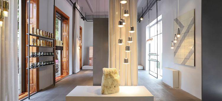 Studio David Pompa - Tienda de iluminación en la Roma Norte, Ciudad de México 2