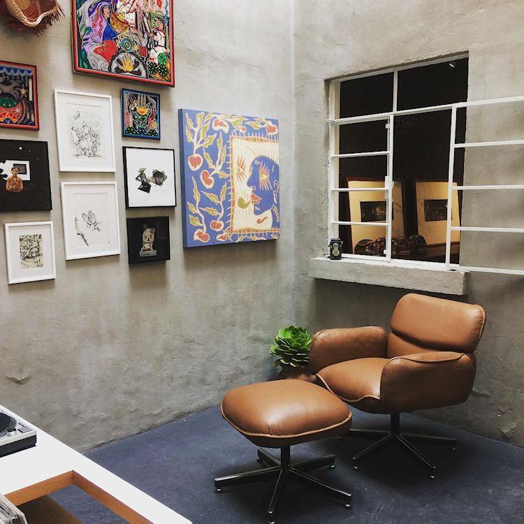 En obra - Muebles vintage, mid-century y modernos en la Roma Norte CDMX 4