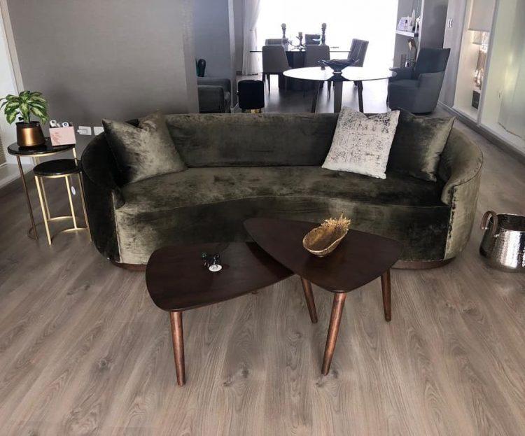 Mobiliario de diseño para salas