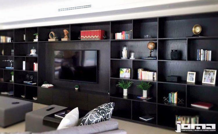 Joma Muebles - Libreros, carpintería y muebles sobre diseño