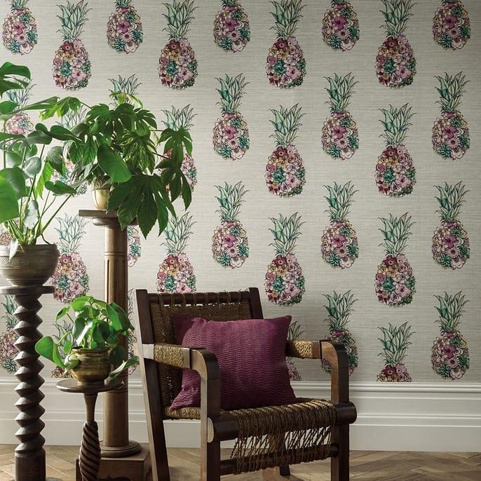 Avenida Interiores: papel tapiz para interiores