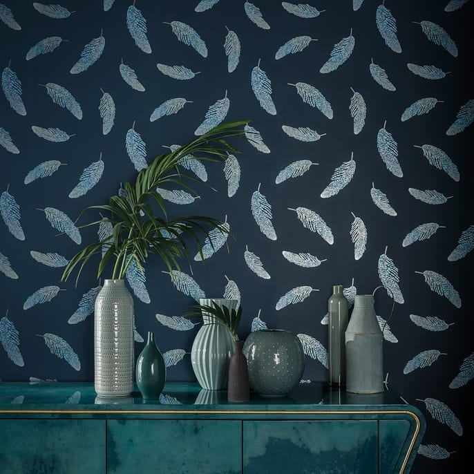 Variados diseños en papeles tapices