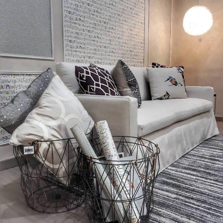Avenida Interiores: telas para tapicería y alfombras
