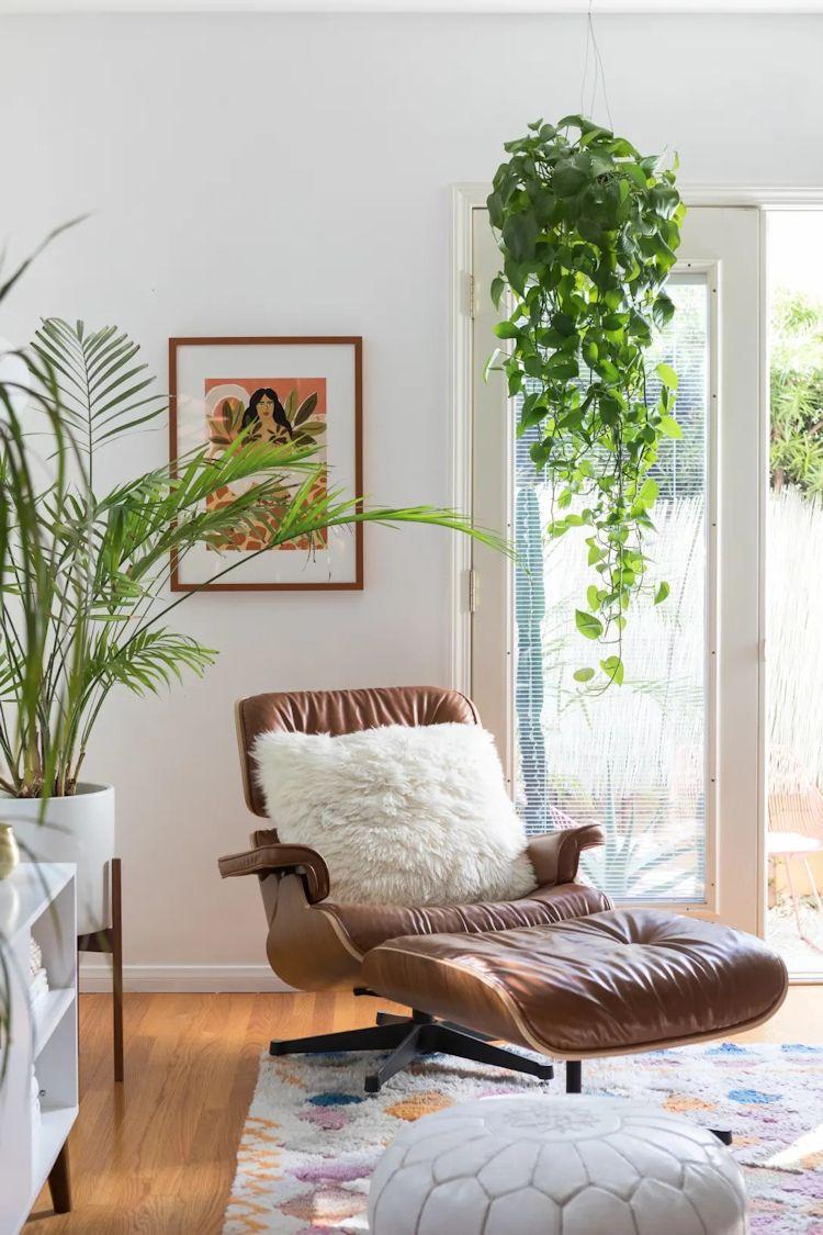 Sillón reclinable mid century