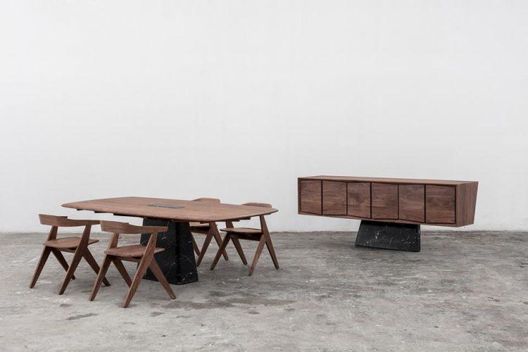 Mobiliario de diseño por Esrawe Studio 1