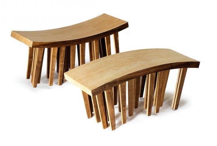 Mobiliario de diseño por Esrawe Studio 9