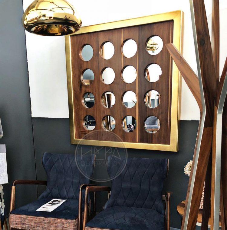 Hepa Decoración - Muebles mid century modern en San Luis Potosí 11