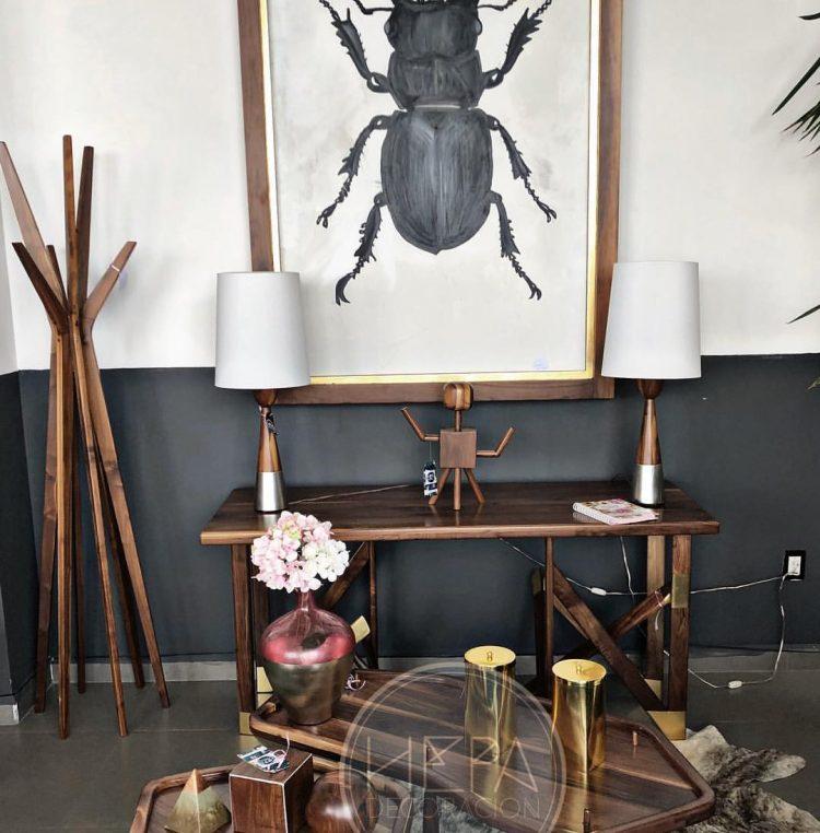 Hepa Decoración - Muebles mid century modern en San Luis Potosí 3